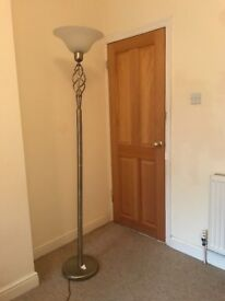 Vintage tall lamp