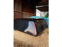 Mitsubishi L200 back canopy