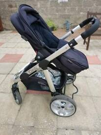 icandy Apple 2 Pear Stroller & Carrycot