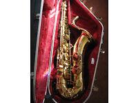 Selmer Super Action 80 Series III Tenor Saxophone Sax