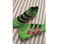 Ace 16 firm ground boots