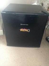 Russell Hobbs mini fridge
