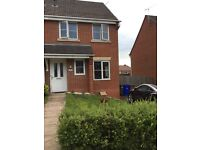 Double room to rent in 2 bedroom house, Weston coyney, stoke on trent