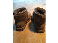 UGG boots grey UK 4.5