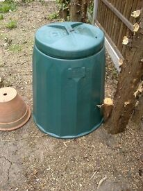 Garden composter for sale. Collection only.