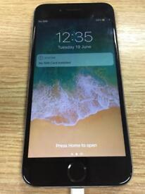 iPhone 6 UNLOCKED & Mint Condition