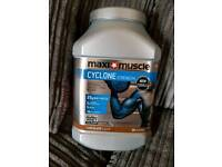 Maxi Muscle Cyclone Strength 980g