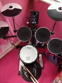 Drums Roland electronic