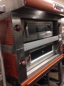 Moretti Forni 2 Deck Electric Bakery Oven