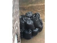 Top quality topsoil!!All bagged and ready to go. Each bag weighs approx 15kg.
