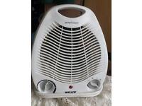 Wellco Electric Fan Heater 2000 watts Model WELH003