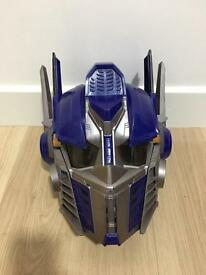 Transformers Mask Voice Changer