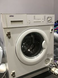 Integrated Washing machine 8 Kg in good working condition