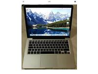 """APPLE MACBOOK PRO A5102 13.3"""" LAPTOP - IMMACULATE CONDITION"""