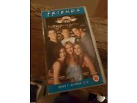Friends - Season 5, Episodes 13-16 VHS Tape