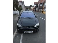 Peugeot 206 2.0 gti £800 Ono swap considered