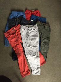 Boys clothes bundle age 7 £23