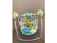 Baby swing - fantastic condition