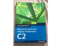 Used, A-Level Edexcel Maths C2 for sale  London