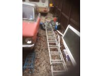double roof ladder for sale