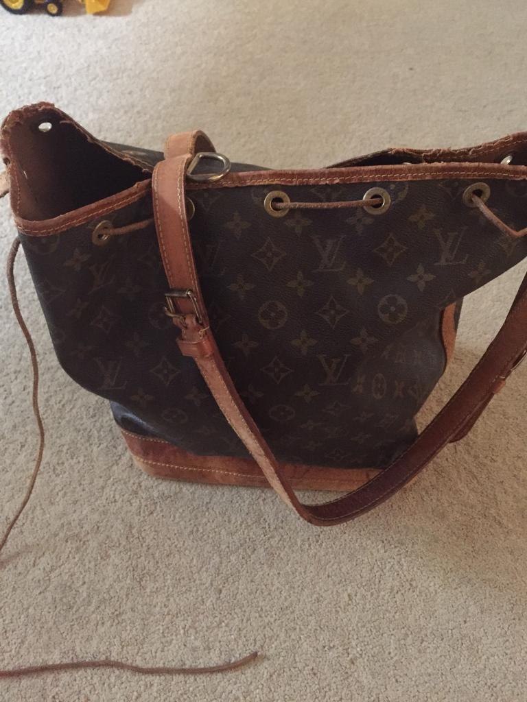 Genuine Used Louis Vuitton Bag
