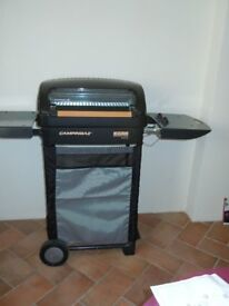 Camping-gaz Lava Rock Gas barbecue RSB Classic with ceramic briquettes REDUCED TO £65 (without box)