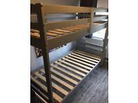 Bunk beds £90