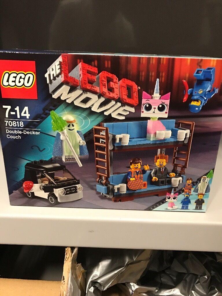 Lego 70818 Double Decker Couch - BNIB