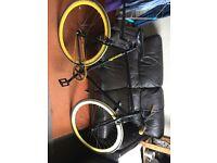 Mango fixed geared bike