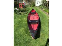Coleman 15 open canoe