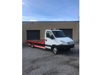 2007 Iveco Daily 35C12 3.5 Ton Tilt an Slide Recovery - Drive on Car License - No Vat