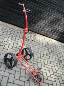 Smart Caddy Golf Trolley, 3 Wheel