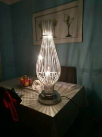 2 house lamps