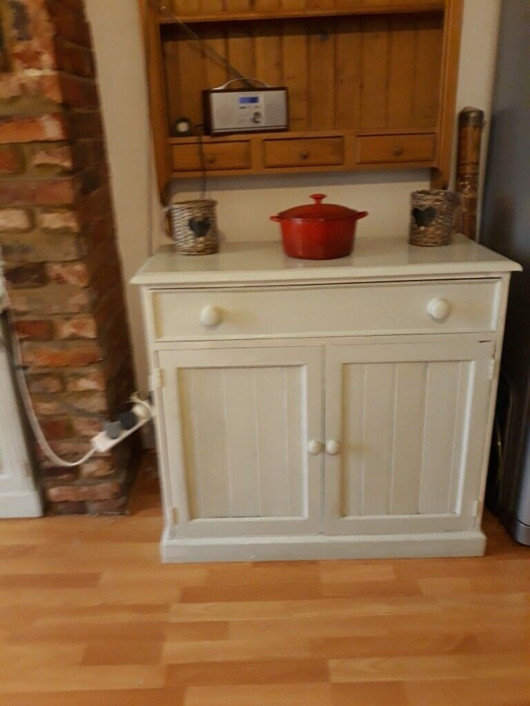 Duck Egg Blue Chalk Painted Cupboard In Southampton Hampshire Gumtree
