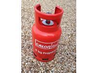 Gas bottle 6kg