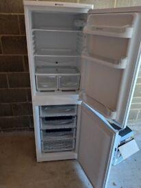 Hotpoint Fridge Freezer (Hardly Used)