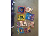 9 Miscellaneous books for younger children