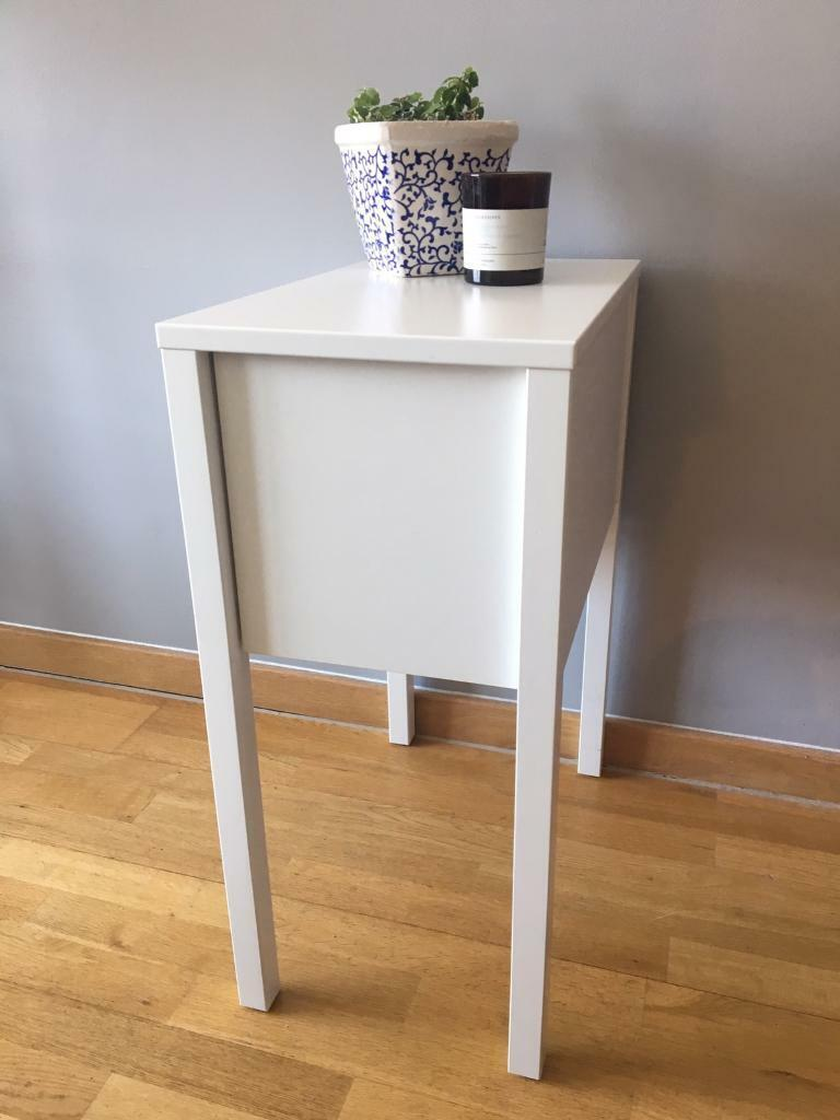 quality design 689f7 1154a IKEA Nordli Bedside Table, White | in Liverpool City Centre, Merseyside |  Gumtree
