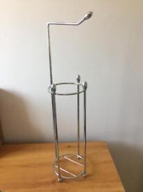 Loo roll holder