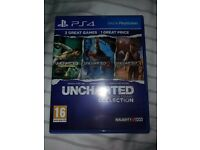PlayStation 4 Uncharted The Nathan Drake Collection for PS4 in Great Condition