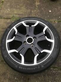 DS3 alloy wheels