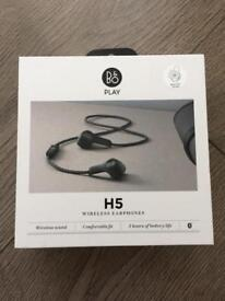 Bang and Olufsen H5 BLUETOOTH EARPHONES