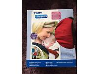 Brand new baby carrier Tomy