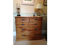 Antique Pine Chest for Sale New Lower Price