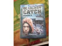 Deadliest catch series 1-7 boxsets