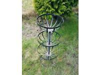 3 Tier garden basket
