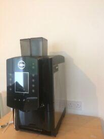 Tchibo caffe machine