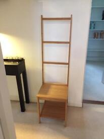 Ikea chair/towel rack