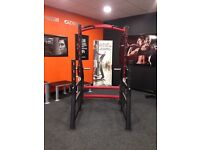 ESCAPE OLYMPIC HALF RACK FORSALE!!