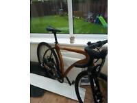 Connor wood cx bike